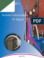 Boletin Informativo Agua
