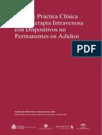 GPC 541 Terapia Intravenosa AETSA