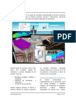 Brochure S&D Oilfield Services