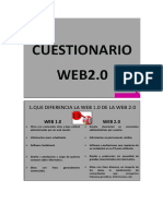 Cuestionario Web 2.0