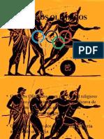 Os Jogos Olímpicos - Aula História