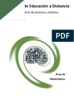 Matematicas M3