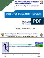 Objetivos de Investigacion 2015.PDF