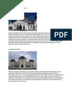 Masjid Bersejarah Di Indonesia