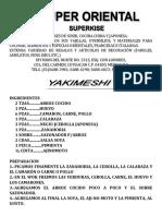 Yakimeshi