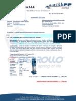 3474-2017 u3sl3008t Multietapica Vertical en Linea Pentax
