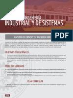 Universidad Nacional de Ingeniería -Unidad de Posgrado de la Facultad de Ingeniería Industrial y de Sistemas