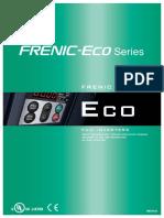 FRENIC Eco Catalog