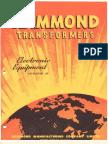 Hammond Transformers Catalog 65