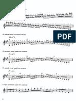 TRINITY - Guitar Scales Exercises 13