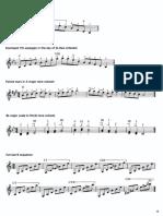 TRINITY - Guitar Scales Exercises 14