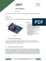 Pmodacl - Datasheet