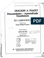 Labinowicz introduccion a Piaget
