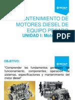 Unidad I _ Motor Diesel
