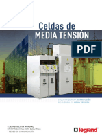 Catalogo Celdas de Media Tensión Legrand