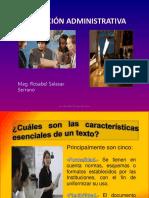Redacción de Documentos 01