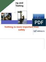 SafeWay - Pressure Testing