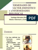 Enfermedades de Carácter Zoonótico