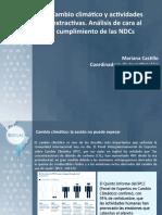 Presentación Mariana Castillo