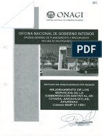 Proyecto de Inversión Publica Gobernación Chiara