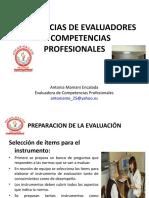 Antonia Mamani - Experiencias de Evaluadores de Competencias Profesionales