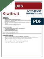 f Fruits Kiwi