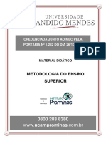 Metodologia do Ensino Superior.pdf