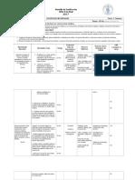 Formato Planificación Construccion Metalica Dibujo y Planos