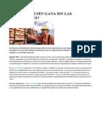 Artículo Sobre Retenciones a La Minería