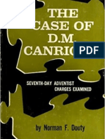 Norman F. Douty - The Case of D. M. Canright