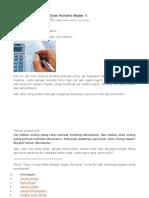 Cara Orang Awam Belajar Dasar Akuntansi