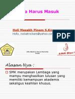 Promote SMK