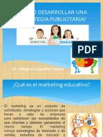 Como Desarrollar Una Estrategia Publicitaria.pptx Giplomado