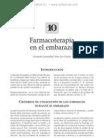 Farmacoterapia en El Embarazo