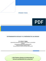 Video 1 Determinantes Sociales y El Fenómeno de Las Drogas