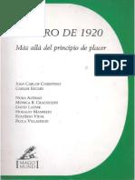 01.- Cosentino, J.C. & Otros. El giro de 1920. S. Freud. Más allá del ppio del placer. 82p.pdf