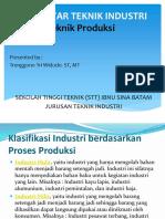 Teknik Produksi