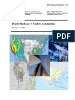 Disaster Resilience a Guide to the Literature