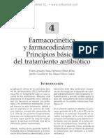 Farmacocine¦ütica y farmacodina¦ümica. Principios ba¦üsicos del tto antibio¦ütico