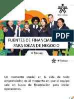 Fuentes de Financiamiento Para Ideas de Negocio