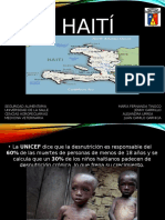 Haití Seguridad Alimentaria