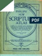 Philips' New Scripture Atlas