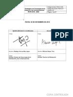 Plan Estrategico de Tecnologías de La Información y Las Comunicaciones - PETIC 2016-2020 Ver 2.0