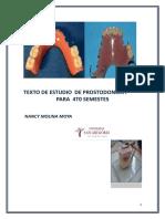 Texto Prostodoncia