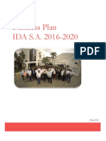 Ida Business Plan 080816