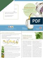 inta Infusiones de Plantas Aromticas y Medicinales