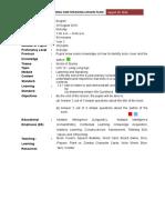 Lesson Plan according to Principles of Currriculum Design.docx
