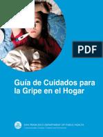 Flu Home Care Guide.spanISH