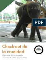 Crueldad Con Animales Silvestres