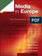 The Media in Europe - The Euromedia Handbook